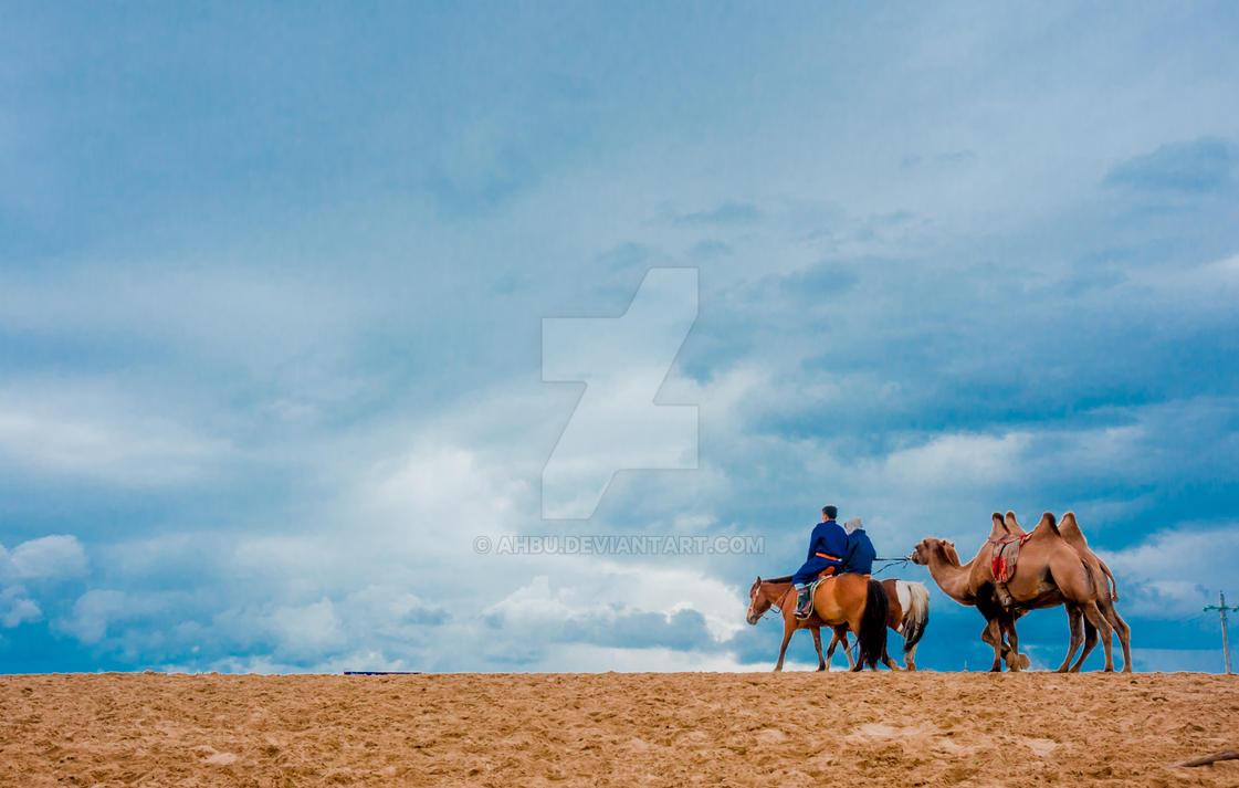 Herders by ahbu