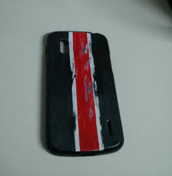 N7 phone cover by Alcarie