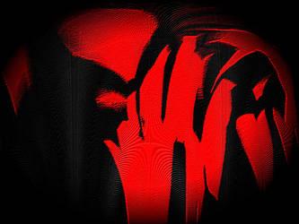 Blood Fire by Nunu-Digiart