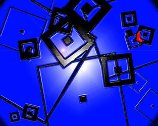 Squares, squares, squares by Nunu-Digiart