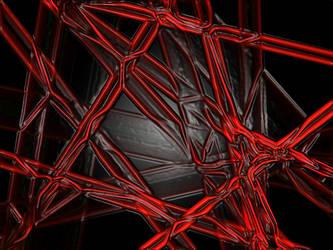 Spiderman Veins by Nunu-Digiart