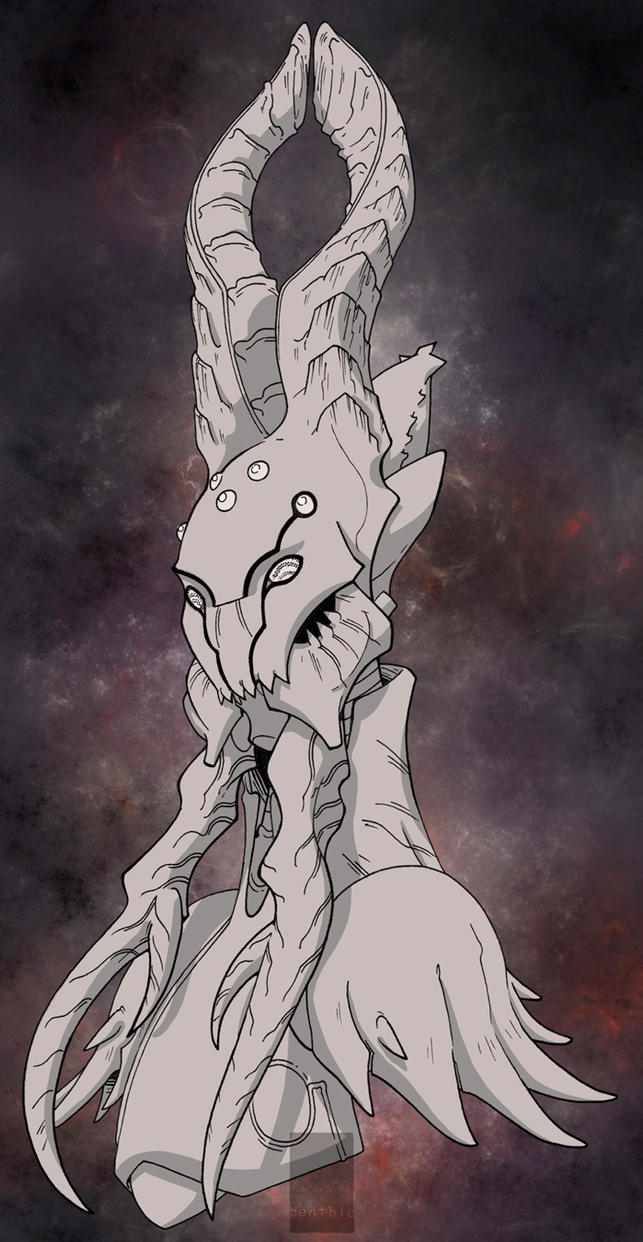 Murmur bust concept by benthic