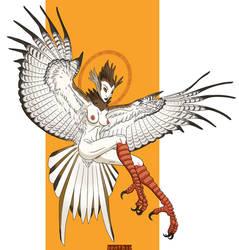FYMG01 - Harpy by benthic