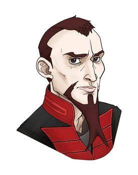 Moxipher Dublac - Chelaxian investigator