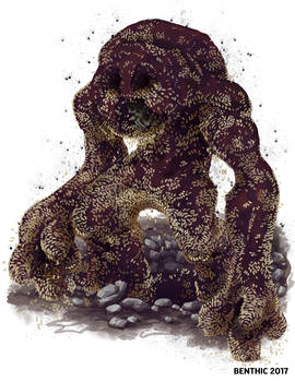 Graveworm Golem