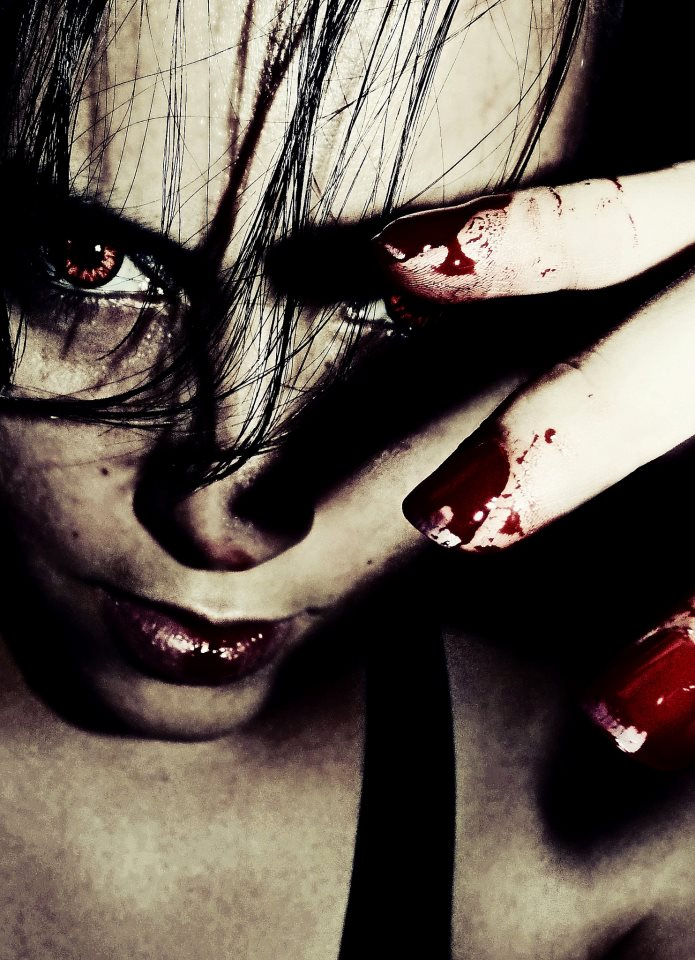 Evil Dead by SakuraBonet
