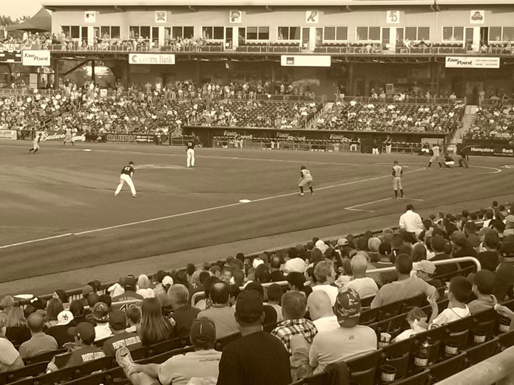 Olde Time baseball by hardrada1