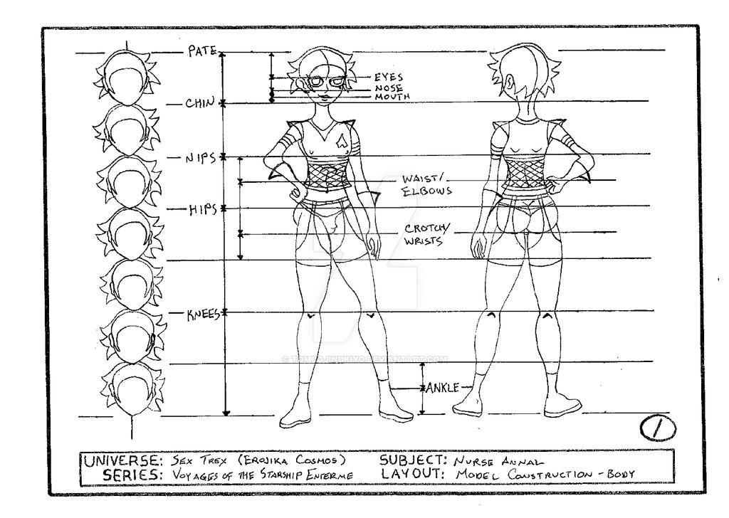 Nurse Annal model construction - body by cmfatemi