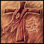 Cross by LexienBaxie