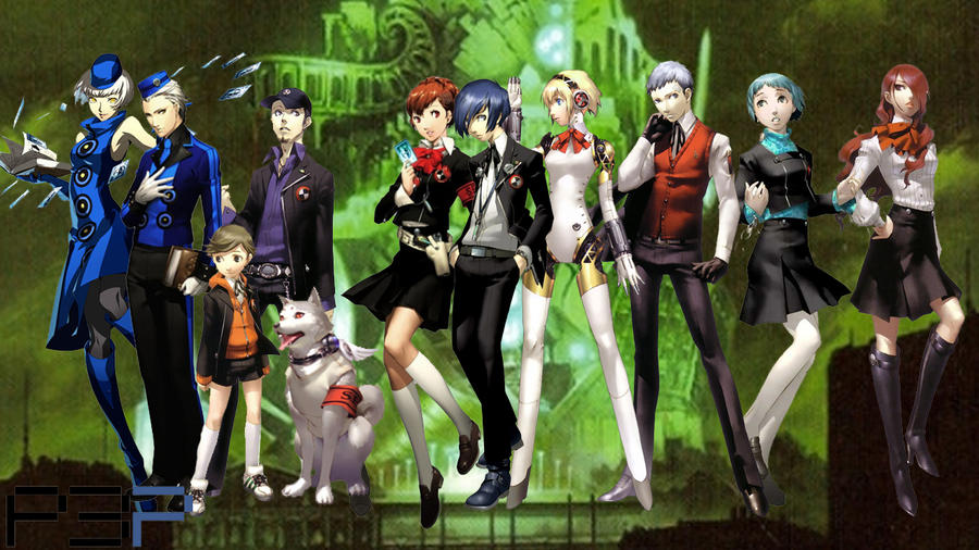 Dating akihiko persona 3 portable ost