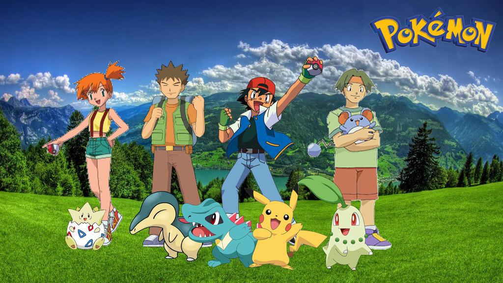 pokemon johto team by chalcids on deviantart