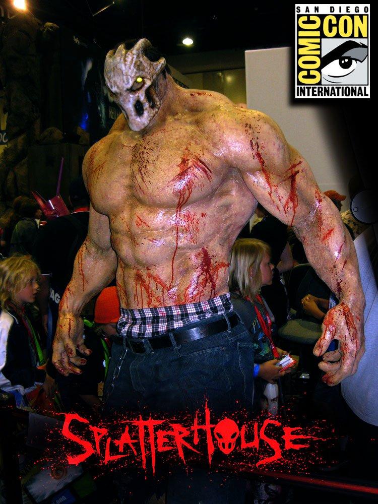 Splatterhouse - Wikipedia