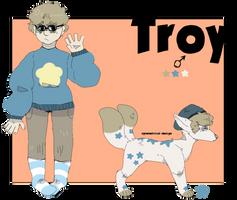 New Troy Ref by kedi94