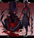 [SOLD] No.2 Plague doctor