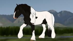 DiRPG   Tyrant   Lead Stallion