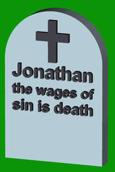 The Wage Of Sin