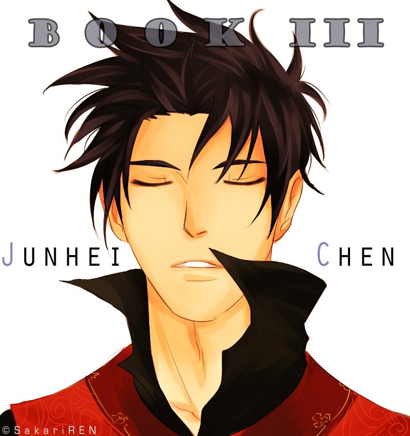 Book Three: Junhei Chen by SakariREN