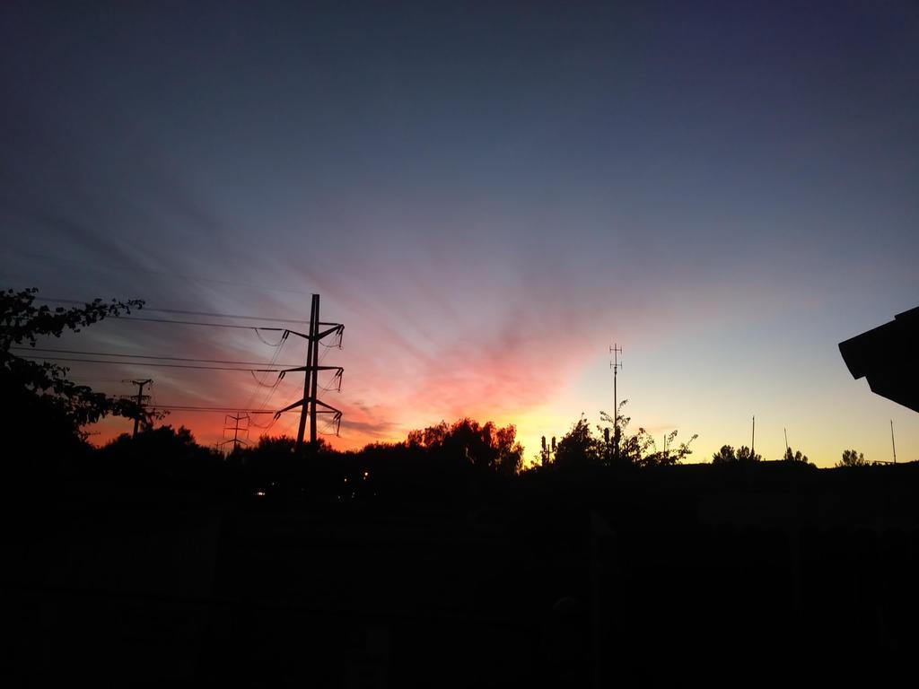 The afternoon sky by UzimakiDraws
