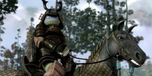 Samurai by yunuentmnt