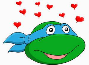 Leonardo in love