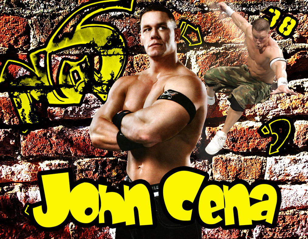wwe john cena wallpapermarco8ynwa on deviantart