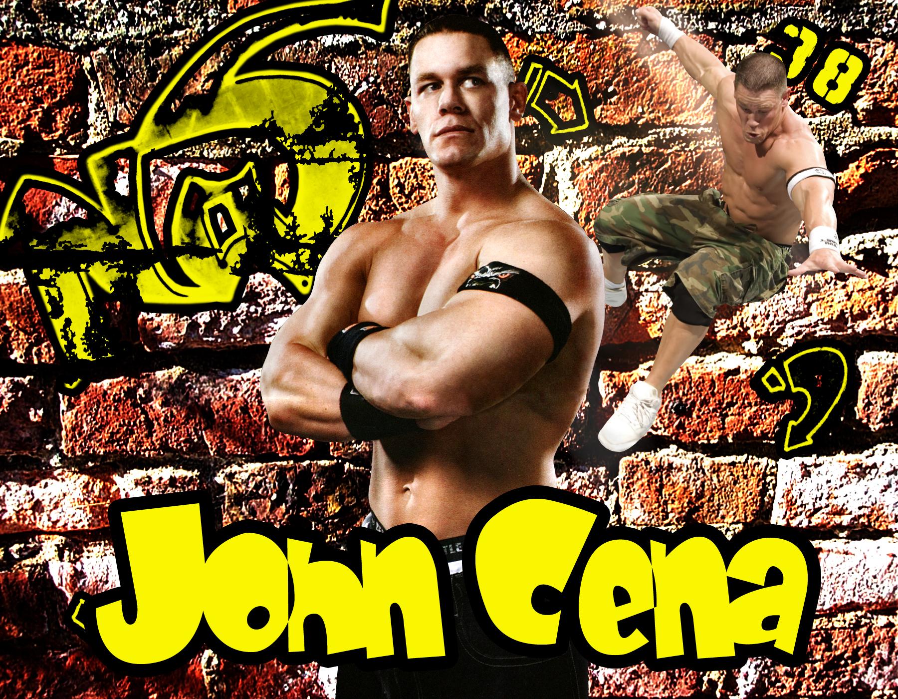 Wwe John Cena Wallpaper By Marco8ynwa On Deviantart