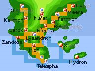 The Kingdom -Pokemon 3rd Gen style- by foxhead128