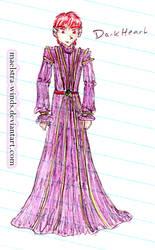 Dark Heart costume design