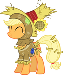 Nightmare Night - Applejack