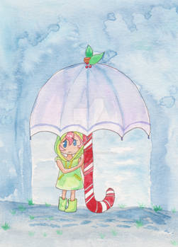 Rain Candycane