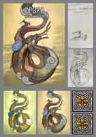 Orochi by Langoth