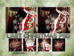 Last christmas PSD