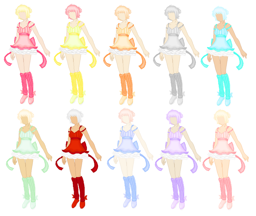 Related Keywords & Suggestions for magical girl outfits