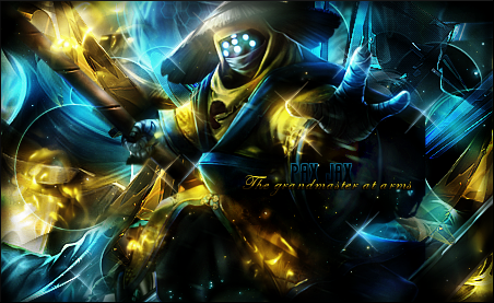 Pax Jax Signature by unstoppable44151 on DeviantArt
