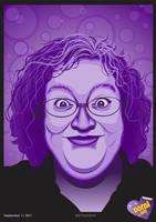 Self Purpletrait by DomiSM