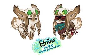 MYO Elnin: Theia