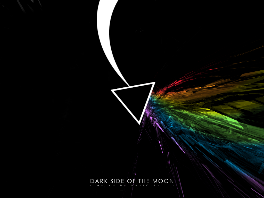 side of the moon - photo #34