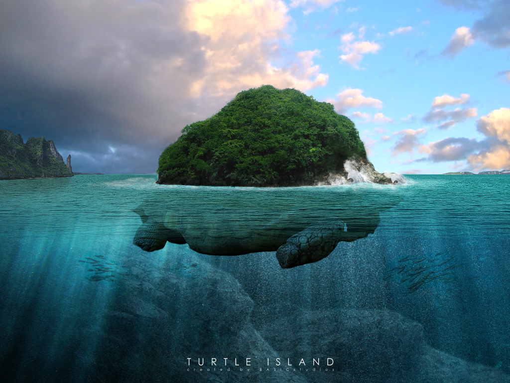 Turtle Island by BASICstudios