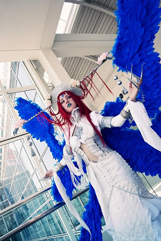 Lilith - Saintly by elliria