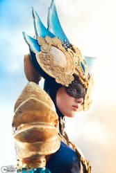 Guild Wars 2 - Mystique by elliria