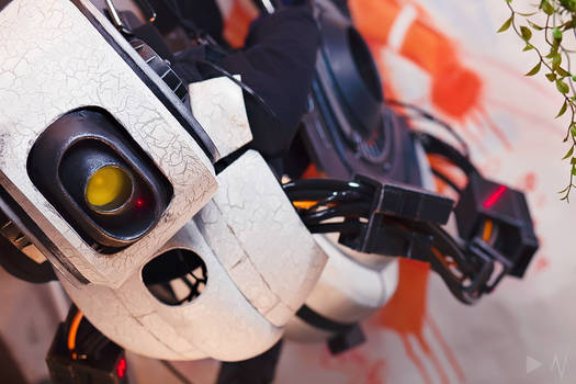 GLaDOS - For science...you monster.