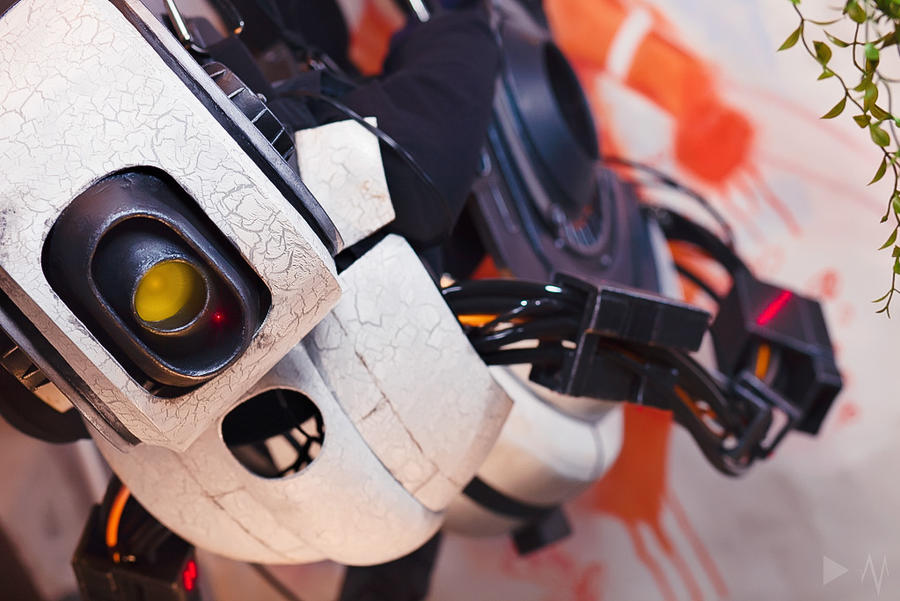 GLaDOS - For science...you monster. by elliria
