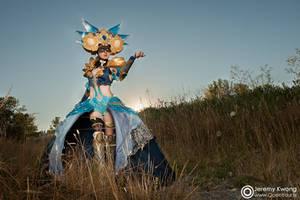 Guild Wars 2 - The Light Fades by elliria