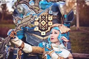 Guild Wars 2 - I've already beaten you.. by elliria