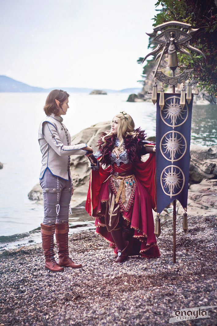Cullen - The Commander and the Herald by elliria