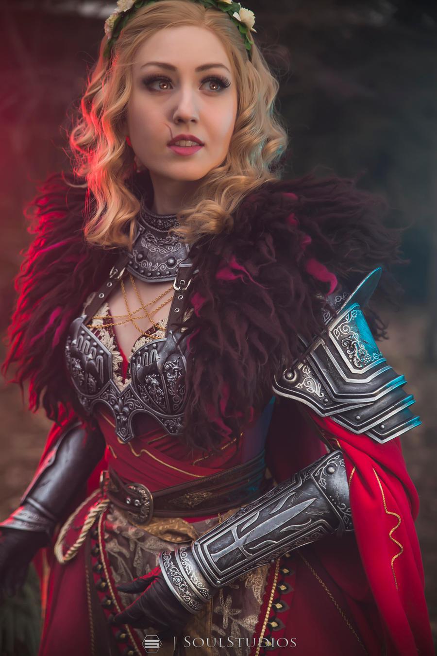 Cullen - Worth fighting for by elliria