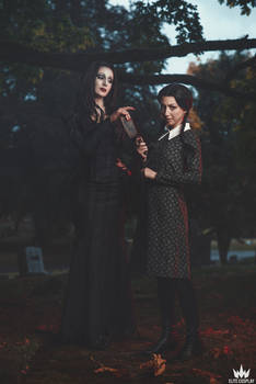 Addams Family - Is that for your brother?