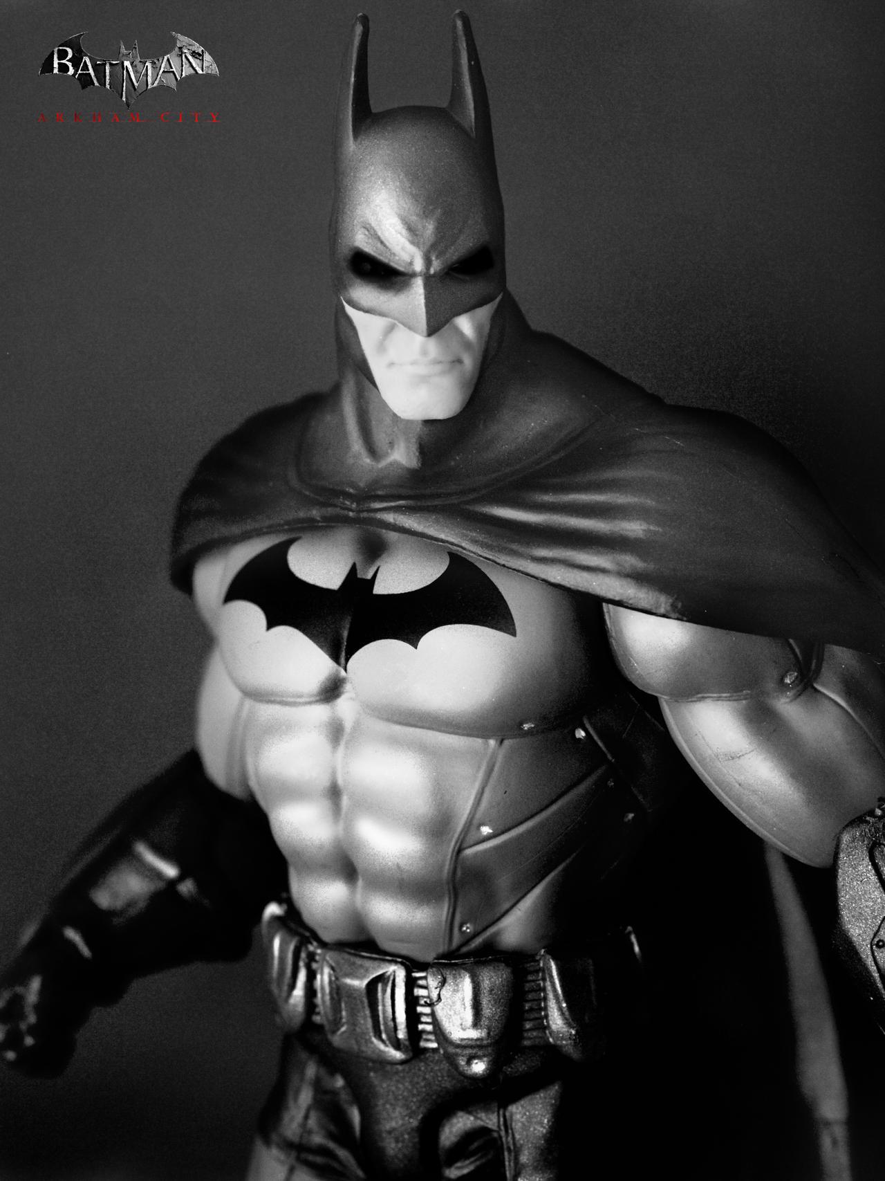 Batman Arkham City by JC-790514
