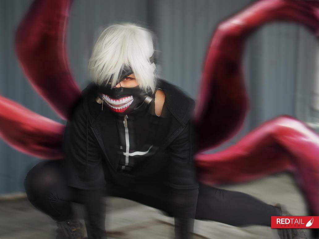 Kaneki Ken Tokyo Ghoul by JC-790514