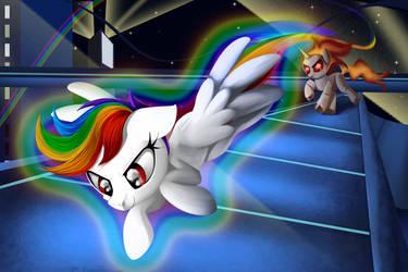Robot Unicorn Attack:Stardust Speedway (by AilaTF)